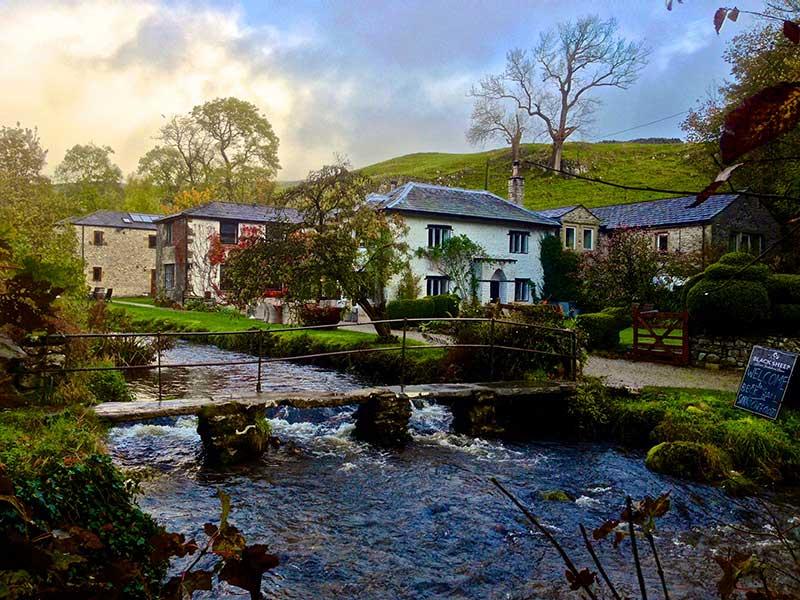 Beck hall hotel deli bistro malham yorkshire dales for Best restaurants with rooms yorkshire dales