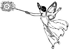 Fairy-With-Wand